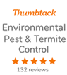 Thumbtack - Environmental Pest & Termite Control Reviews